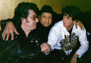 Max's Kansas City Benefit Alan, Garland, Lou Reed