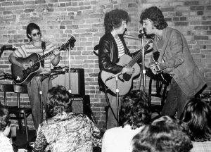 Bitter End, 1974 Alan, Bob Dylan, Bob Newirth