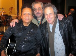 Garland, Alan, Rob Stoner at Paul Colby Salute, Montclair, NJ