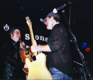 Stone Pony, circa 2007 Alan with Bruce